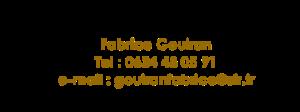 Fabrice Gouiran Adresse Tel Email